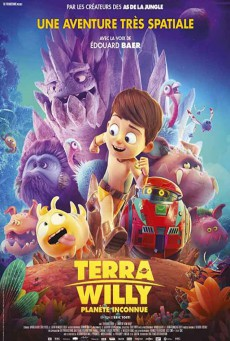 TERRA WILLY UNEXPLORED PLANET